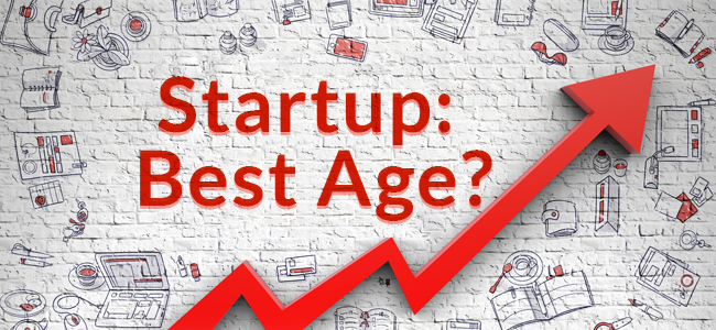 Your Website of the Month: The Best Age to Launch a Successful Startup Is…