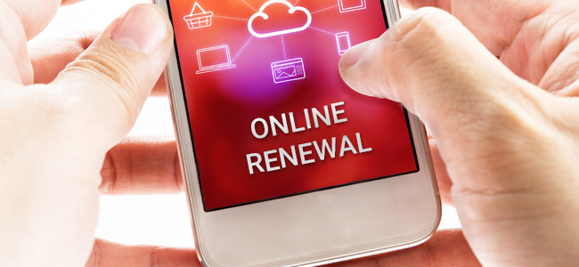 Your Website of the Month: New – How to Renew Your Car Licence Disc Online